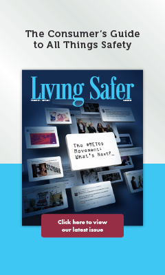 Living Safer Volume 10, Edition 1 | The #METOO Movement: What's Next?